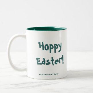 Taza de lúpulo de Pascua - verde