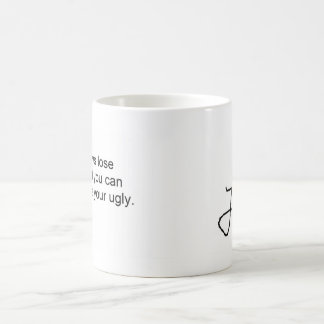 Taza de LYDA-- Puedo perder siempre el peso