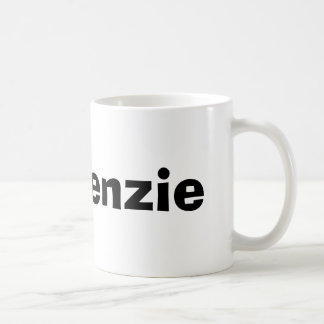 Taza de Mackenzie