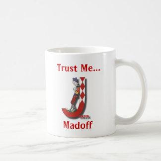 Taza de Madoff
