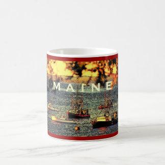 Taza de Maine