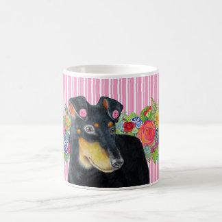 Taza de Manchester Terrier