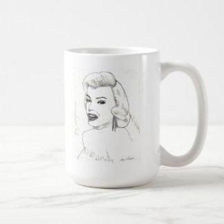 Taza de Marilyn - dos