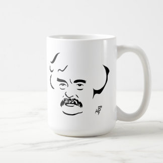 Taza de Mark Twain