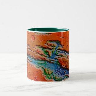 Taza de Marte 2