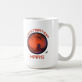 Taza de Marte del destino