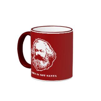 Taza de Marx no Santa