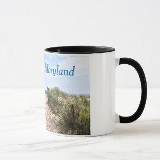 Taza de Maryland de la ciudad del océano