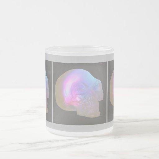 Taza de materia gris