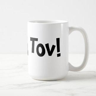Taza de Mazel Tov -
