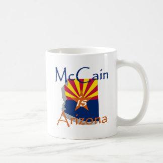 Taza de McCain 2010