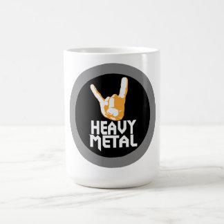 Taza de metales pesados