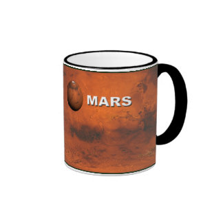 Taza de Metaplanets Marte