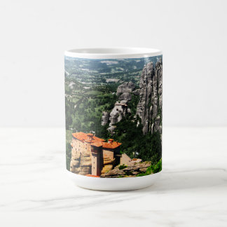Taza de Meteora Grecia