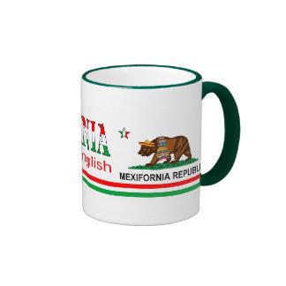 Taza de Mexifornia