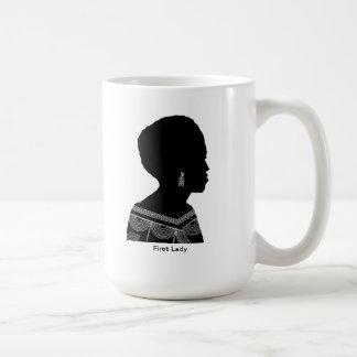 Taza de Michelle Obama