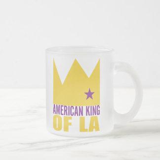Taza de MIMS - rey americano de L A