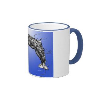 Taza de Moby Dick