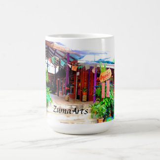 Taza de Montezuma de la calle principal