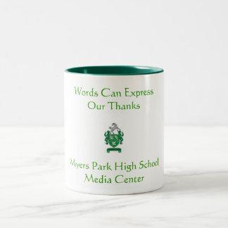 Taza de MPHS Media Center