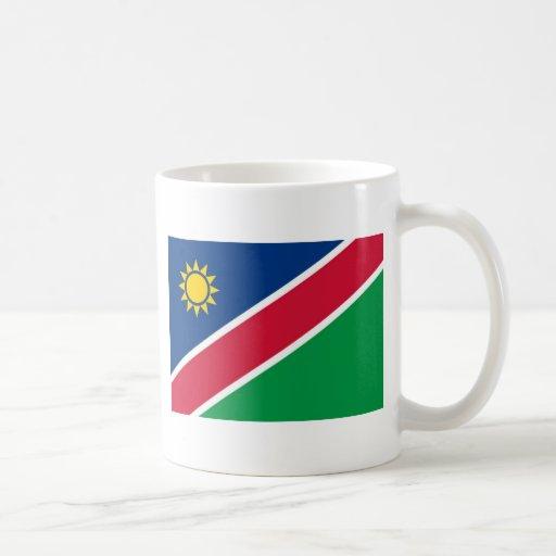 Taza de Namibia