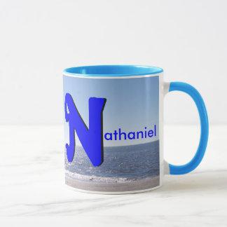 Taza de Nathaniel