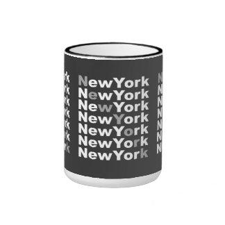 Taza de New York City