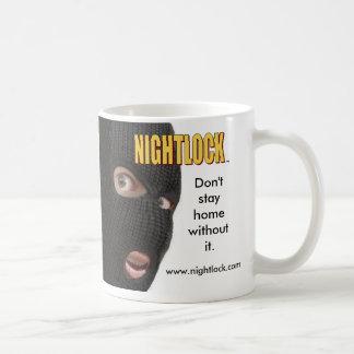 Taza de Nightlock - modificada para requisitos par