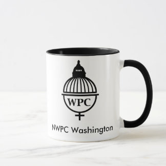 Taza de NWPC Washington