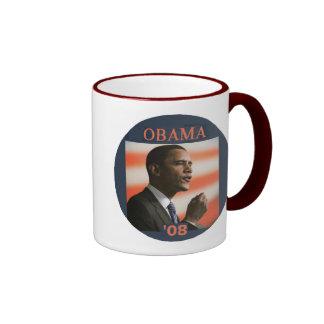 Taza de Obama 08