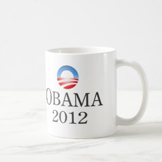Taza de Obama 2012
