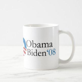 Taza de Obama Biden '08