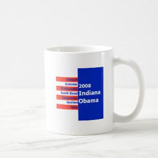 Taza de Obama INDIANA