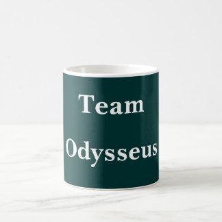 Taza de Odiseo del equipo
