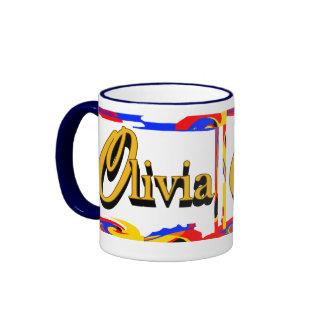 Taza de Olivia