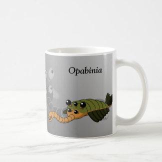 Taza de Opabinia