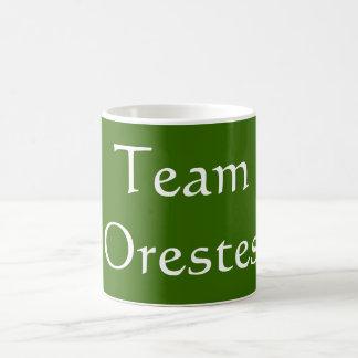 Taza de Orestes del equipo