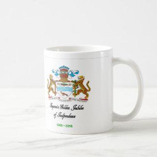 Taza de oro del jubileo de Guyana