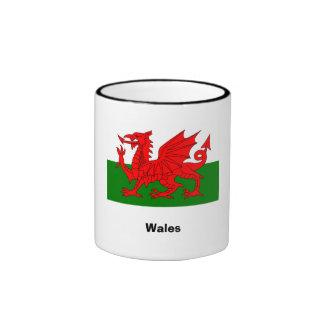 Taza de País de Gales