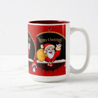 Taza de Papá Noel