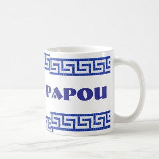 Taza de Papou