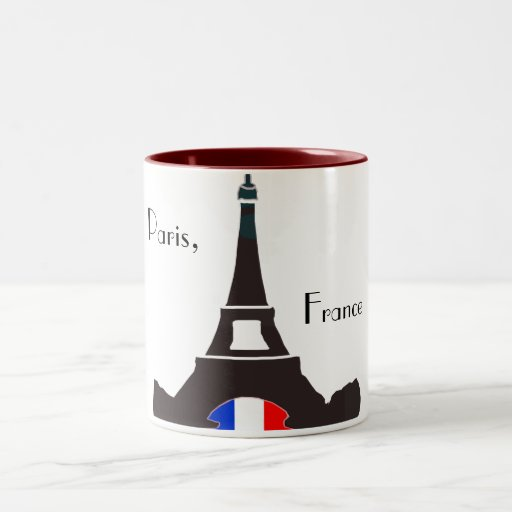Taza de París Francia