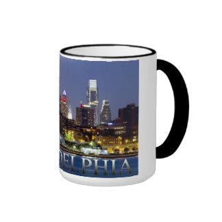 Taza de Philadelphia