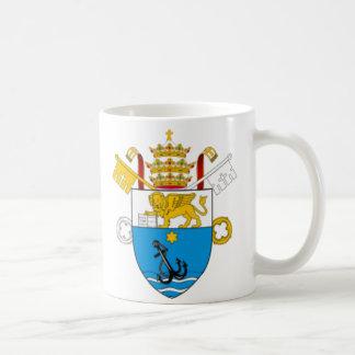 Taza de Pío X del santo