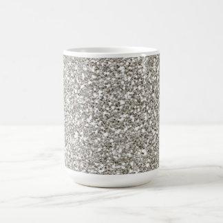 Taza de plata de Jánuca del brillo