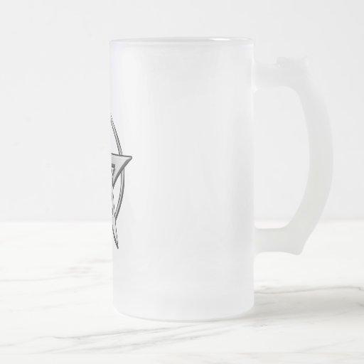 Taza de plata del Pentagram