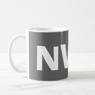 Taza de plata grande de Nevada* nanovoltio