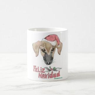Taza de Poco Feliz Navidad