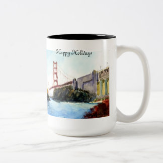 Taza de puente Golden Gate