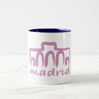 Taza de Puerta de Alcala Madrid